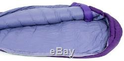 Marmot Ouray Sleeping Bag 0F Down Women's Long/Left Zip /51564/