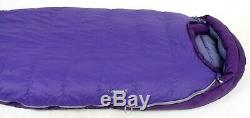 Marmot Ouray Sleeping Bag 0 Degree Down Women's Reg/Left Zip /48300/