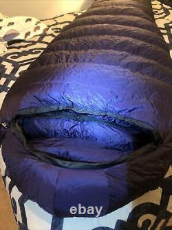 Marmot Penquin Down Sleeping Bag, Long