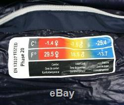 Marmot Phase 20 Sleeping Bag 20 Degree Down Reg/LZ /46842/