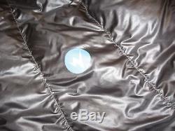 Marmot Plasma 15 degree Long Sleeping bag 875 Goose Down Fill Pertex Quantum