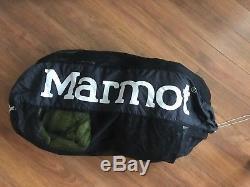 Marmot Plasma 30F/-1C 91 Long 900 Fill Down Sleeping Bag NEW (no-tags)