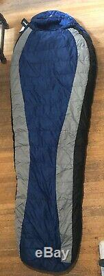 Marmot Sawtooth Sleeping Bag Down Filled Never used, with Tags