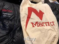 Marmot Sleeping Bag Hydrogen 900 down
