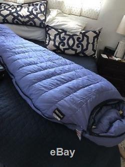 Marmot Snow Goose Down Sleeping Bag