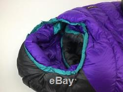 Marmot mummy 725 down fill sleeping bag