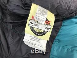 Marmot mummy 775 down fill sleeping bag