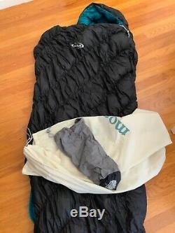 Mont Bell Sleeping Bag Down Hugger 900 #2 30degree Super stretch Size Regular