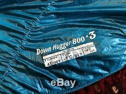 Mont-Bell Sleeping bag Down Hugge 800 #3