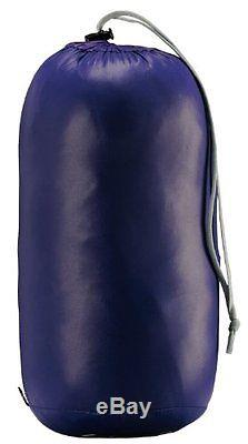 Mont bell Spiral Down Hugger #7 Sleeping Bag Purple Japan
