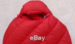 Montbell Ultra Light Spiral 800 Down Hugger Sleeping Bag UL #1 (LONG) 15 Degree