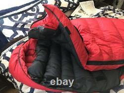 Moonstone Mountaineering Dryloft down sleeping bag