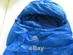 Mountain Equipement Classic 500 Down Sleeping bag