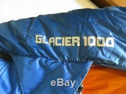 Mountain Equipement Glacier 1000 Down Sleeping bag