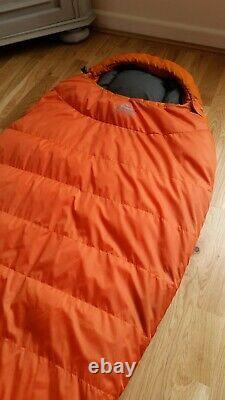Mountain Equipment Classic 300 Ultralight Down Insulated Sleeping Bag