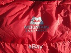Mountain Equipment Glacier 300 Down Sleeping Bag