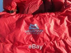 Mountain Equipment Glacier 450 Down Sleeping Bag