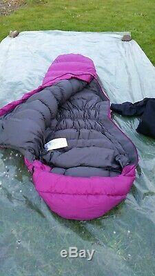 Mountain Equipment Glacier 450 Women's Down Insulated Sleeping Bag
