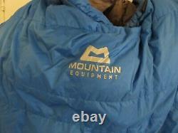 Mountain Equipment Glacier 750 Down Sleeping Bag -5 Comfort