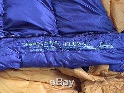 Mountain Equipment Helium 600 Down Sleeping Bag
