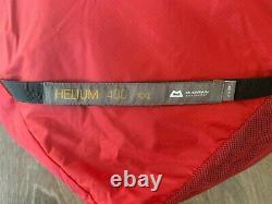 Mountain Equipment Mens Helium 400 XXL Sleeping Bag Cosmos LZ BNWT