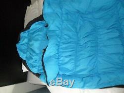 Mountain Equipment Snowline expedition down sleeping bag