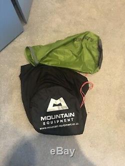 Mountain Equipment TITAN 750 Down Sleeping Bag Orange