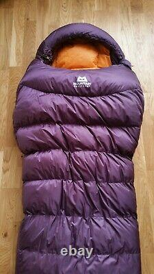 Mountain Equipment Womens Helium 400 Ultralight Down Insulated Sleeping Bag