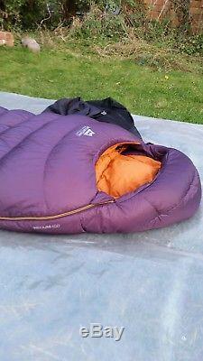 Mountain Equipment Womens Helium 600 Ultralight Down Sleeping Bag Superb