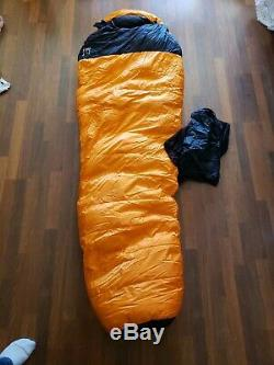 Mountain HW Big Bang SL Minus15 Degree 600 Fill Down Sleeping Bag