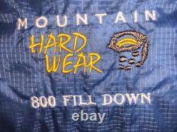 Mountain Hard Wear Phantom 15 (15F/-9C) 800 Fill Down Sleeping Bag