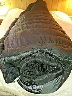 Mountain Hardwear -40° Ghost SL Conduit 800 Fill Sleeping Bag Bivy LONG