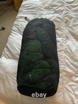 Mountain Hardwear Down Flip 35/50 Sleeping Bag Reg Unisex Brand New with tags