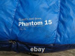 Mountain Hardwear Phantom 15 Down Sleeping Bag