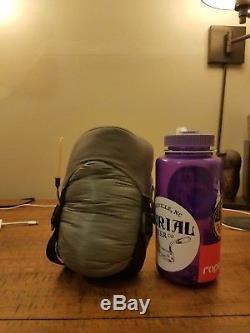 Mountain Hardwear Phantom 45 Long 800 Fill Down Sleeping Bag