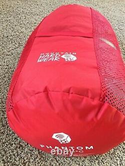 Mountain Hardwear Phantom Sleeping Bag 30F Down