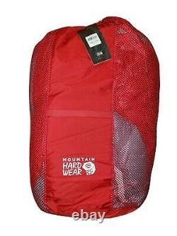Mountain Hardwear Phantom Sleeping Bag 850 Down 0F -18C Long RH NEW