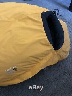 Mountain Hardwear Wraith -20 Sleeping bag