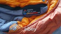 Mountain equipment Expedition 4 Season Down Sleeping Bag