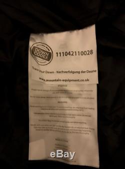 Mountain equipment HELIUM 600 sleeping bag