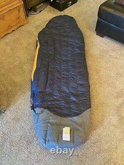 NEMO Equipment Inc. Disco 15 Sleeping Bag 15F Down, Regular