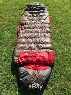 NEMO Equipment Inc. Sleeping Bag Nocturne 15 Degree Down Left Zip Reg