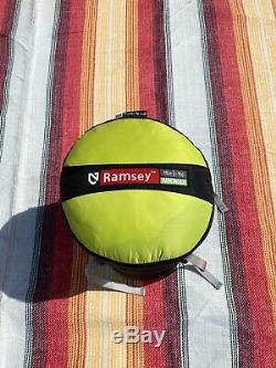 NEMO Ramsey 15 degree sleeping bag