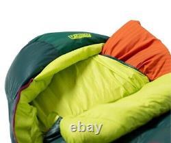 NEMO equipment Inc. (Green) 15°F Down Sleeping bag with gills-mens