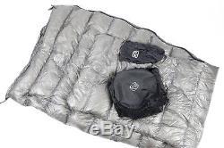 NEW Cumulus Magic 125 Ultralight Down Sleeping Bag 9.5 OUNCES! Marmot Big Agnes