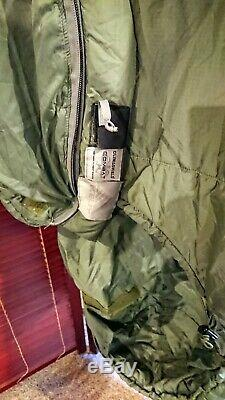 NEW Kelty Varicom Complete Sleep System Kelty Tactical MSS Sleeping Bag