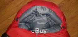 NEW THE NORTH FACE INFERNO -40F/-40C Sleeping Bag LONG 800 Pro Down Fill