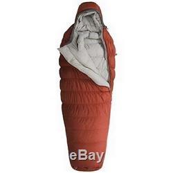NEW VERY RARE LONG Sierra Designs Nitro Zero 800 Down UL Sleeping bag 0F Marmot