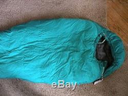 NEW Women's MARMOT Astrium 30F 30 Degree Sleeping Bag Backpacking Regular Down