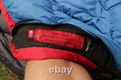 NORTH FACE Kazoo 600 Goose Down Backpacking Lightweight 20 Degree Sleeping Bag